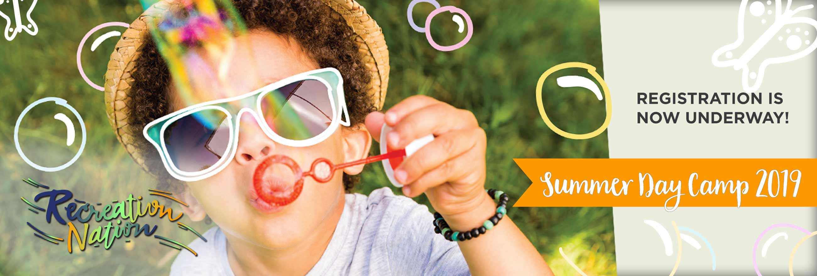 Browse the 2019 Summer Day Camp brochure