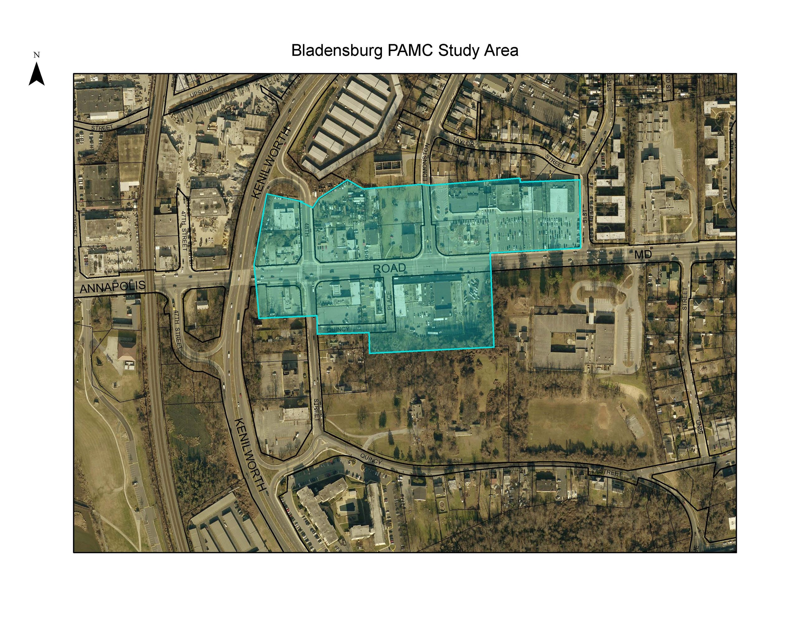 Map_Bladensburg Study Area_17.36 ac