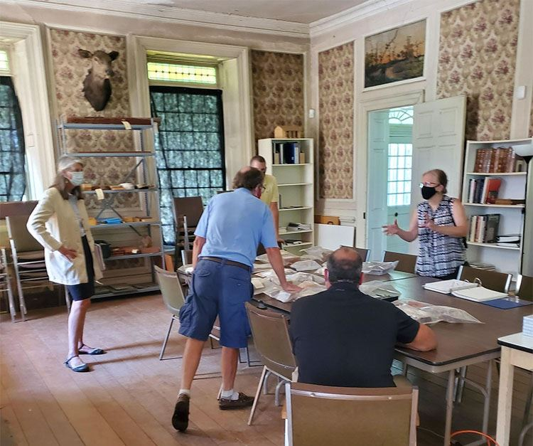 Walking Tour - Bostwickhouse