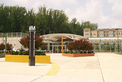 Morgan Boulevard Station