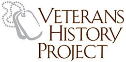 Veteran History Project Logo