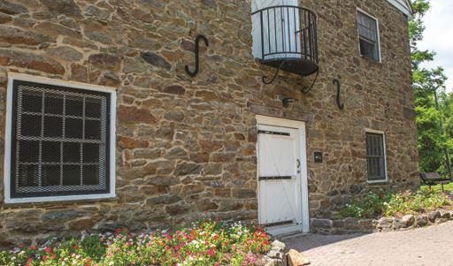 Adelphi Mill Door and Windows