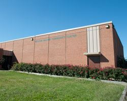 William Beanes Community Center exterior view