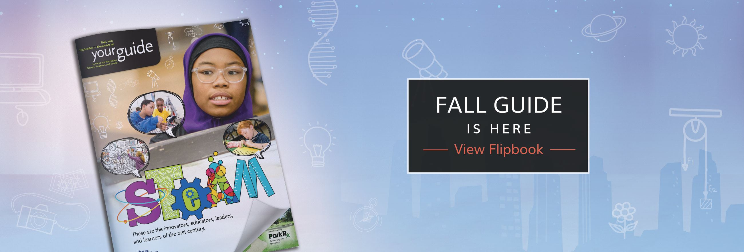 fall Guide Is Here