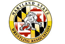Maryland State Wrestling Association Logo