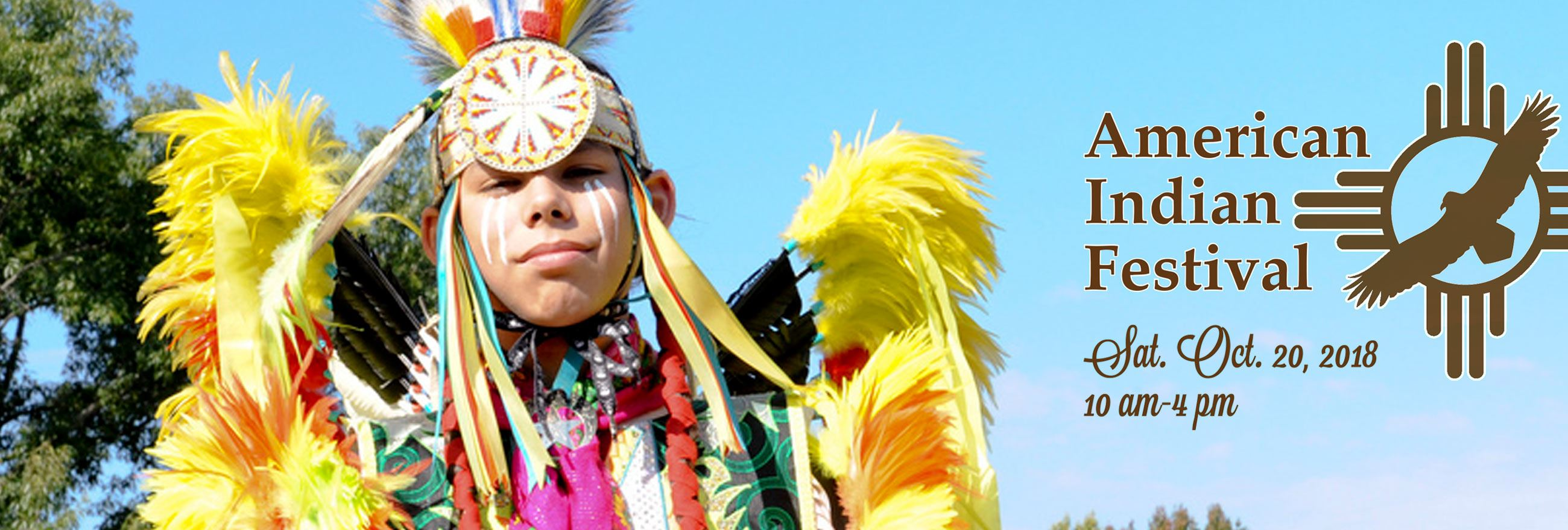10th Annual American Indian Festival is October 20