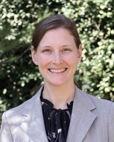 Jessica Abralind, LEED AP and Green Building Planner for Arlington County