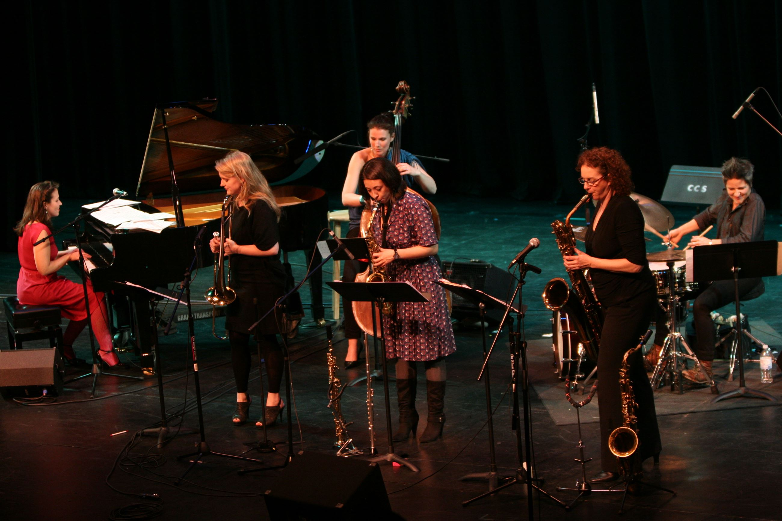 Washington Women in jazz