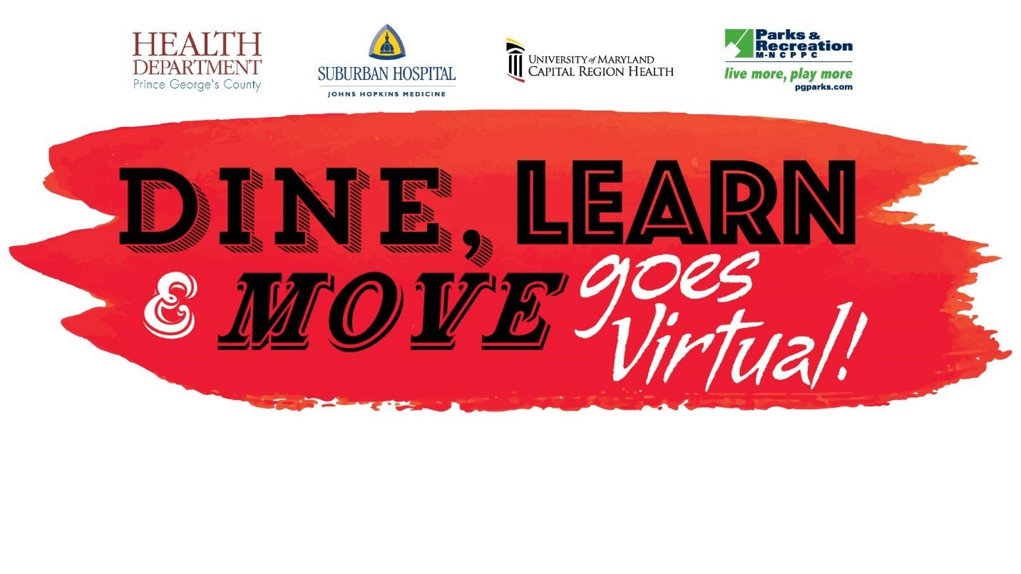 """Dine, Learn and Move goes virtual!"""