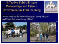 Effective Public-Private Partnerships and Citizen Involvement in Trail Planning Opens in new window