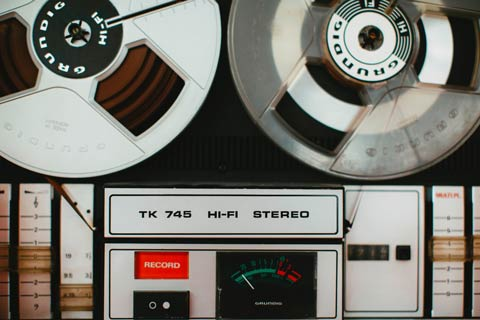 Cassette tape image for Playback Theater