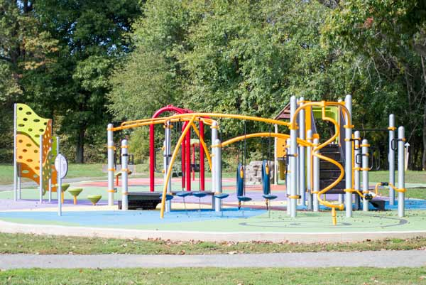 Adelphi Manor Playground