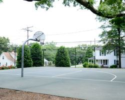 Huntington Basketball Court
