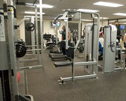 Marlow Heights Fitness Room