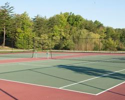 Suitland Tennis Courts