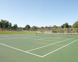 William Beanes Tennis Court