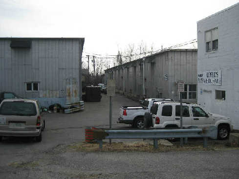 Commercial - Industrial Area Needing Revitalization