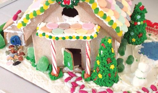 Holiday House by Adam Pennoyer Jr. - 2nd Place