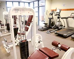 Cedar Heights Fitness Room