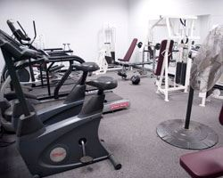 Glassmanor Fitness Room