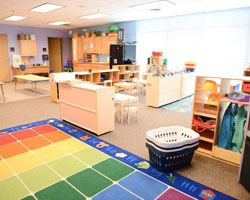 Glenn Dale Preschool Room