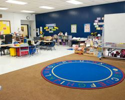 Harmony Hall Preschool Area